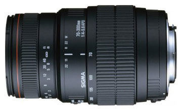 Sigma AF 70-300mm f/4-5.6 APO Macro DG Pentax KA/KAF/KAF2