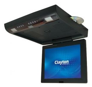Автомобильный телевизор Clayton VDTV-1405