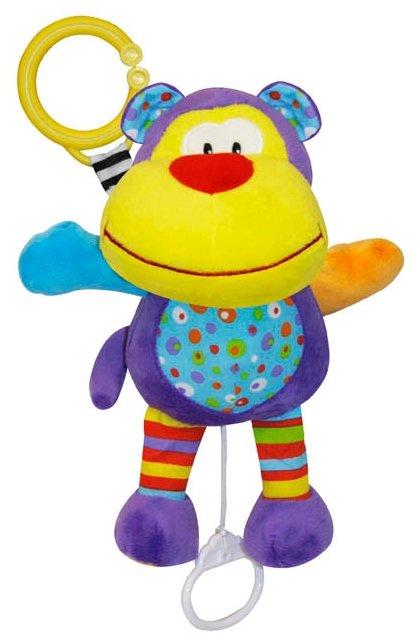 Подвесная игрушка Lorelli Веселая обезьяна (1019088 1302)