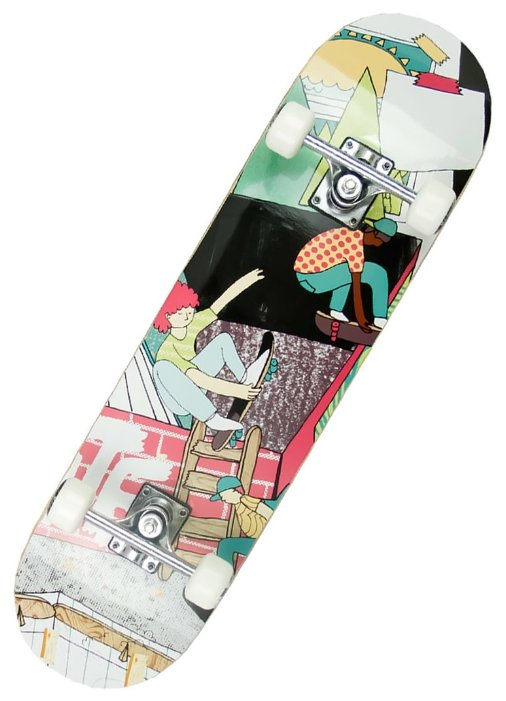 Скейтборд MaxCity MC-3 Teen