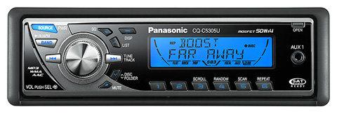 Автомагнитола Panasonic CQ-C5305