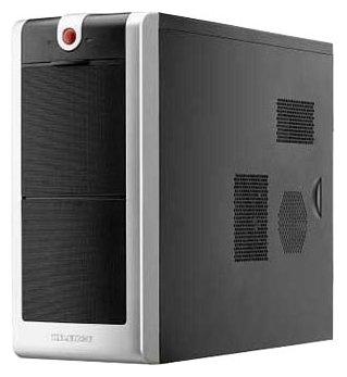 Компьютерный корпус Xilence X1 Black/silver