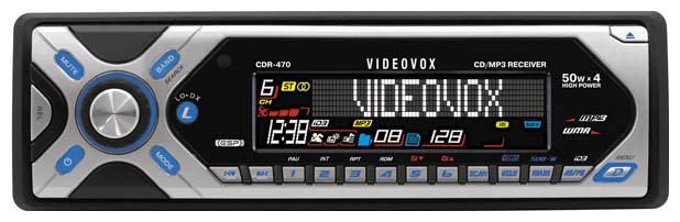 Автомагнитола Videovox CDR-470