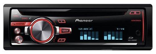 Pioneer DEH-X8600BT