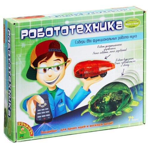 Купить Набор BONDIBON Робототехника (ВВ0992), Наборы для исследований