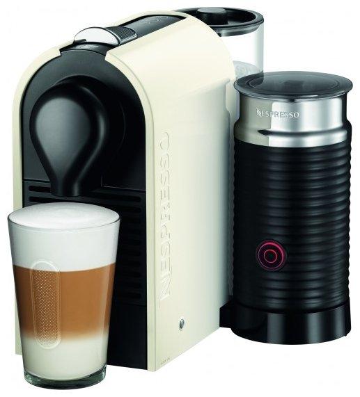 Krups Капсульная кофемашина Krups Nespresso UMilk XN 2601