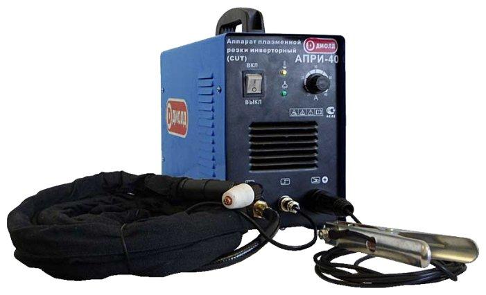Инвертор для плазменной резки ДИОЛД АПРИ-40