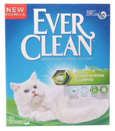 Наполнитель Ever Clean Extra Strength Scented (10 л)