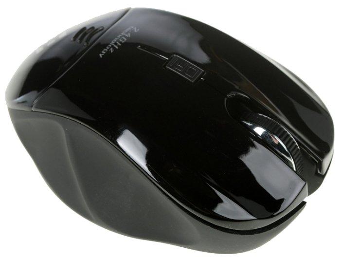 Мышь DEXP MR0305 Black USB