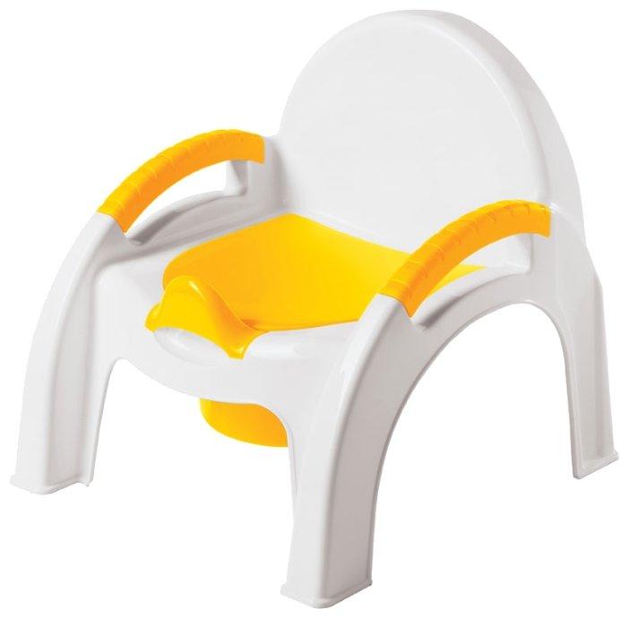 Бытпласт горшок-стульчик