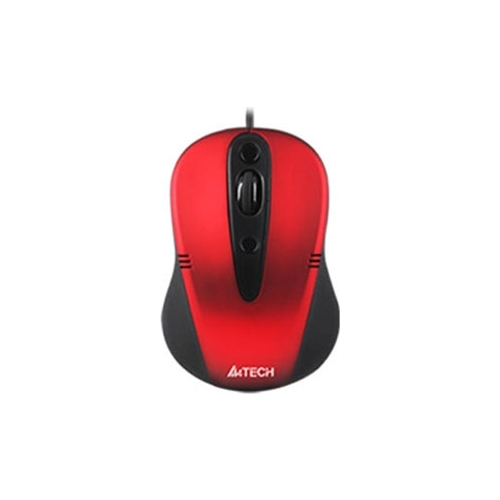 Мышь A4Tech Q4-370X-4 Red USB