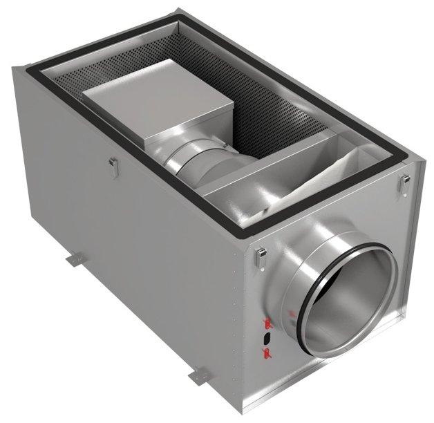 Вентиляционная установка Shuft ECO 160/1-5,0/2-A