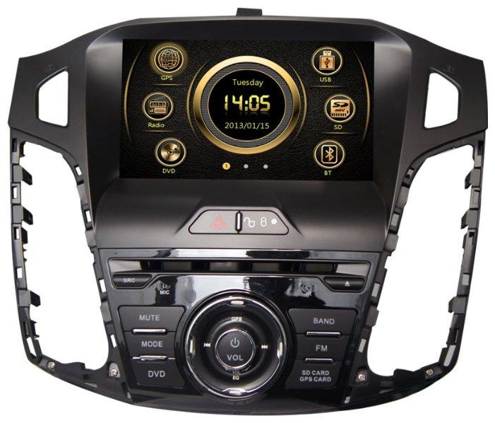 Автомагнитола RedPower Ford Focus 3 12150