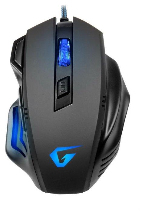 Мышь Gemix W-190 Black USB