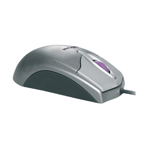 Мышь Trust Optical Mouse MI-2150/Ami Mouse 250S Silver-Black USB