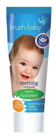 Brush Baby Зубная паста BRB091 0-2 лет