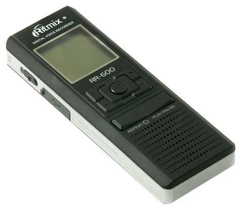 Диктофон Ritmix RR-600 2Gb