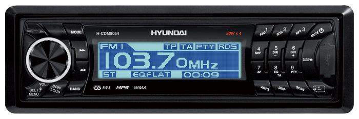 Автомагнитола Hyundai H-CDM8054 (2009)