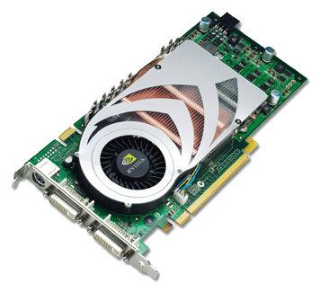 ASUS Видеокарта ASUS GeForce 7800 GTX 430Mhz PCI-E 256Mb 1200Mhz 256 bit 2xDVI VIVO YPrPb