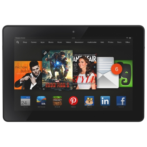 Amazon Kindle Fire HDX Driver for Mac