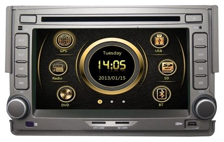 Olymp Hyundai H1 Starex OLYMP-6100 (3G)