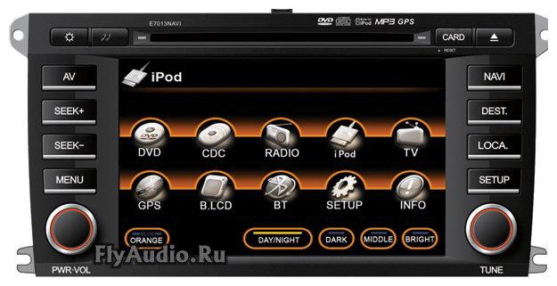 Автомагнитола FlyAudio E8013NAVI