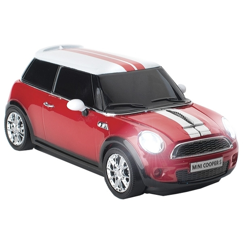 Мышь Click Car Mouse Mini Cooper S Wireless Nano Red USB