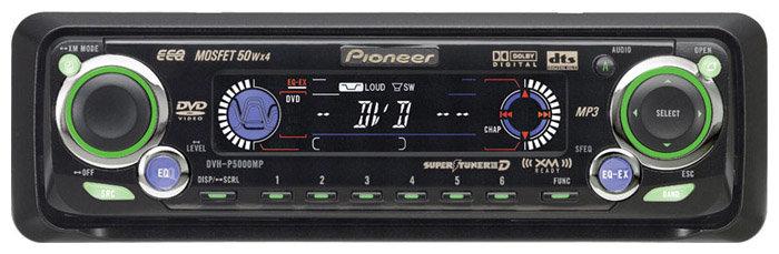 Pioneer DVH-P5000MP