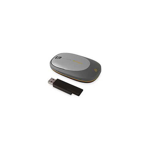 Мышь Kensington Ci75m Wireless Notebook Mouse Silver-Grey USB