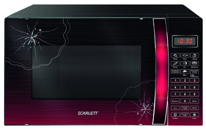 Scarlett SC-MW9020S01D RD