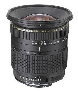 Объектив Tamron SP AF 17-35mm f/2.8-4 Di LD Aspherical (IF) (A05) Minolta A