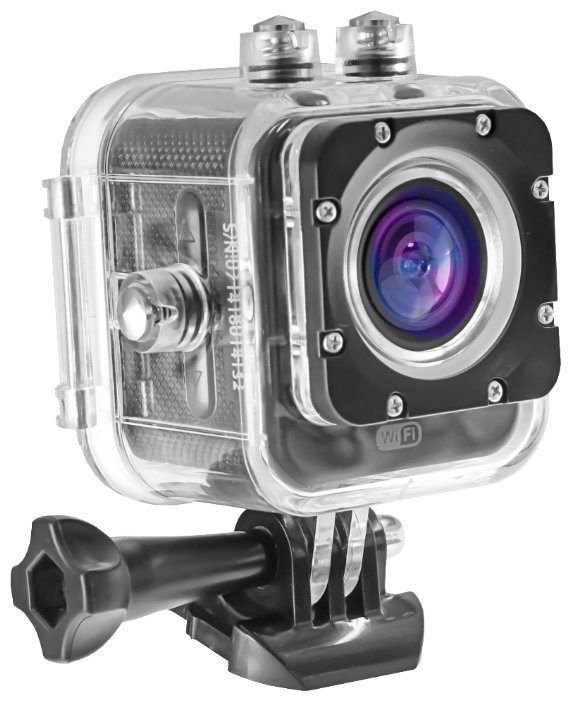 Экшн-камера Ginzzu FX-130GL