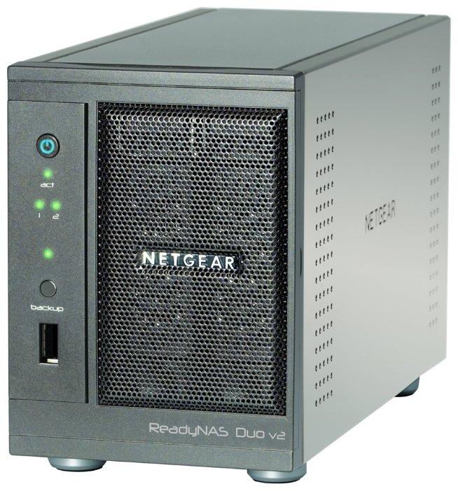 Сетевой накопитель (NAS) NETGEAR RND2000-200EUS