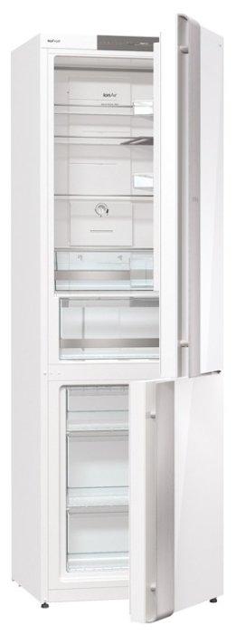 Холодильник Gorenje NRKORA62W белый