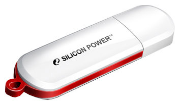 Silicon Power Флешка Silicon Power LuxMini 320 4Gb