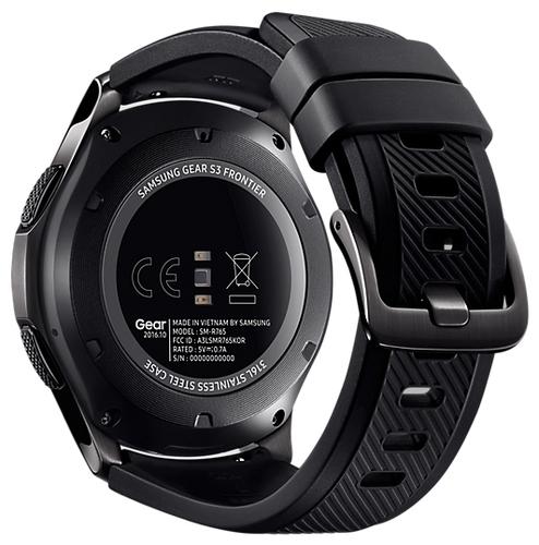 Купить Часы Samsung Gear S3 Frontier по выгодной цене на Яндекс.Маркете 01e7d51393e7c