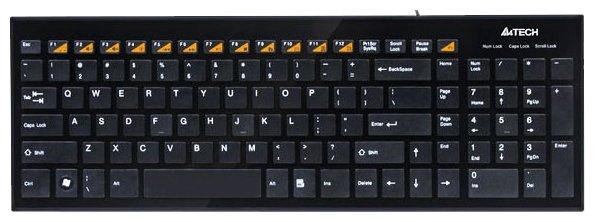 A4Tech KX-100 Black USB