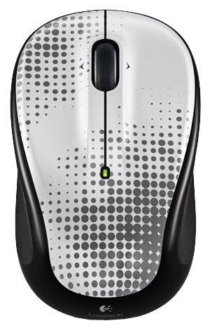 Мышь Logitech Wireless Mouse M325 Perfectely Pewter White-Black USB