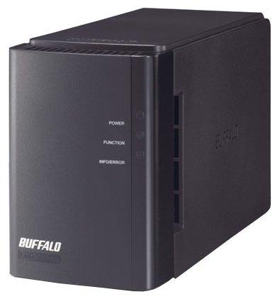 Сетевой накопитель (NAS) Buffalo LinkStation Duo 2TB (LS-WX2.0TL/R1)