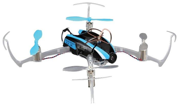 Квадрокоптер Blade Nano QX FPV BNF BLH7280