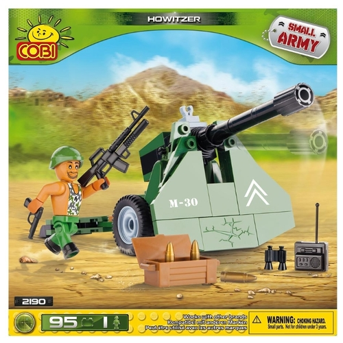 Конструктор Cobi Small Army 2190 Гаубица