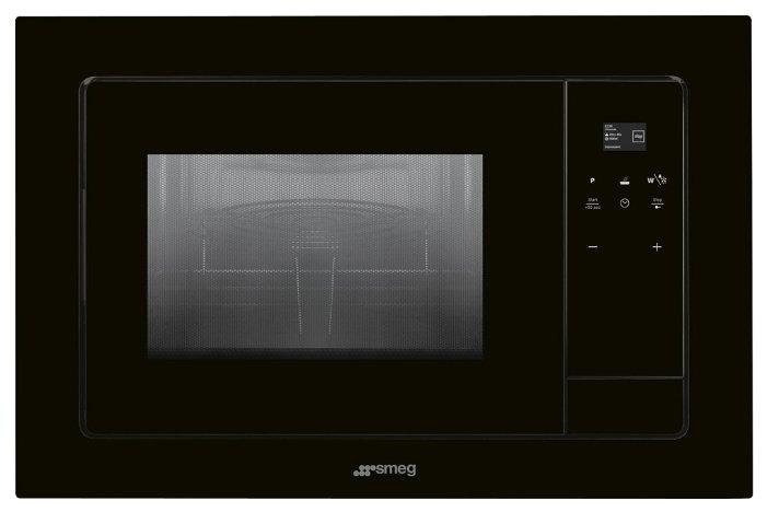 Микроволновая печь встраиваемая smeg FMI120N