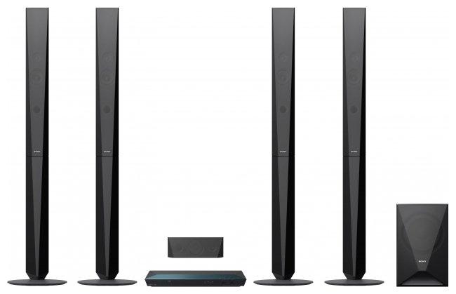 Комплект Sony BDV-E6100 Black