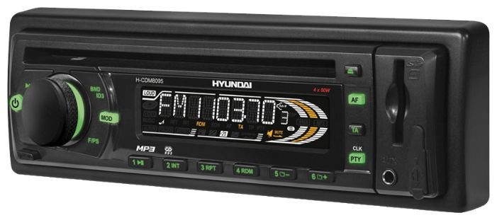 Автомагнитола Hyundai H-CDM8095