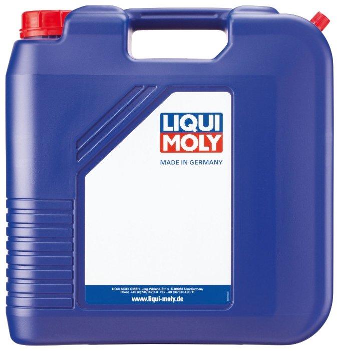 Масло для садовой техники LIQUI MOLY 2-Takt-Motorsagen-Oil 20 л