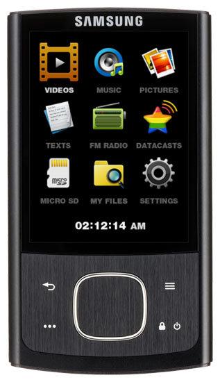 Плеер Samsung YP-R0C