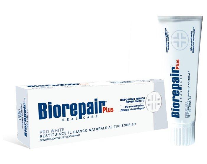 Зубная паста Biorepair Pro White