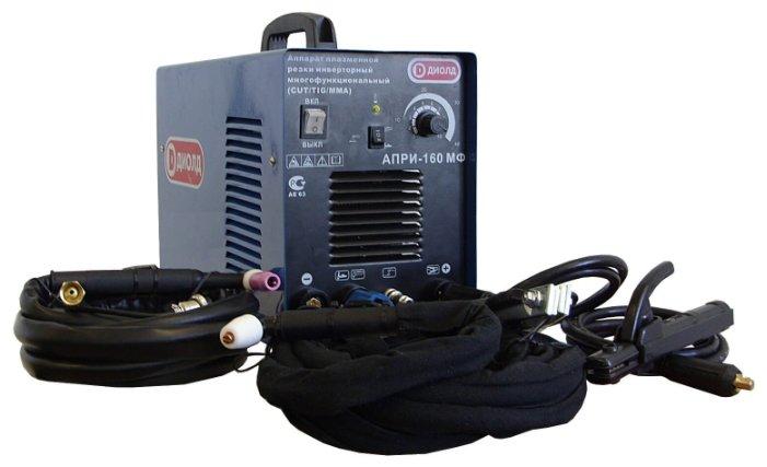 Инвертор для плазменной резки ДИОЛД АПРИ-160 МФ