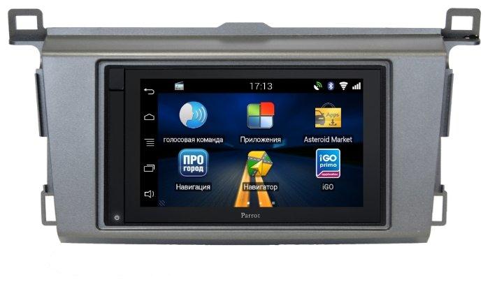 Автомагнитола Parrot ASTEROID Smart Toyota RAV4