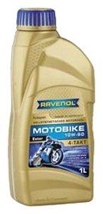 Моторное масло Ravenol Motobike 4-T Ester SAE 10W-60 1 л